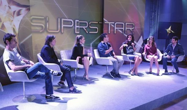 Time SuperStar. Foto: Divulgação/TV Globo