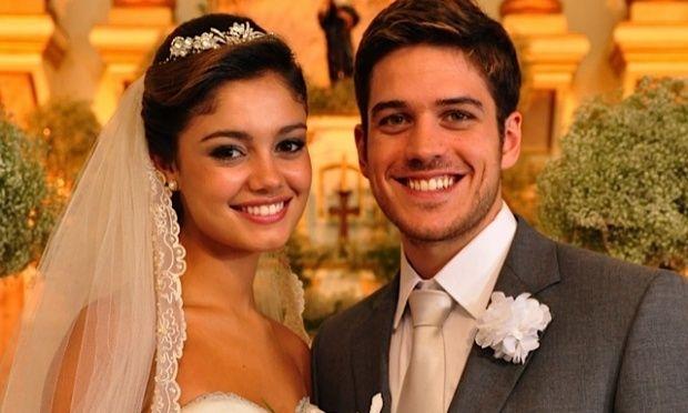 Sophie Charlotte e Marco Pigossi, que serão par em O Rebu