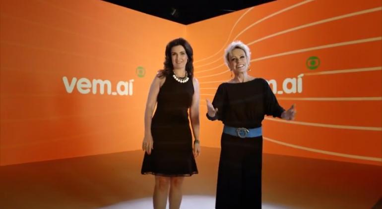 Anúncio do Vem_Aí 2015. Foto: Globo