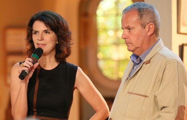 Lícia Manzo e Jayme Monjardim. Foto: Divulgação/TV Globo