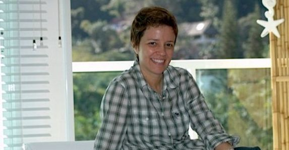 Gisele Joras assina com Multishow e vai para programa de humor (Foto: Munir Chatack/TV Record)