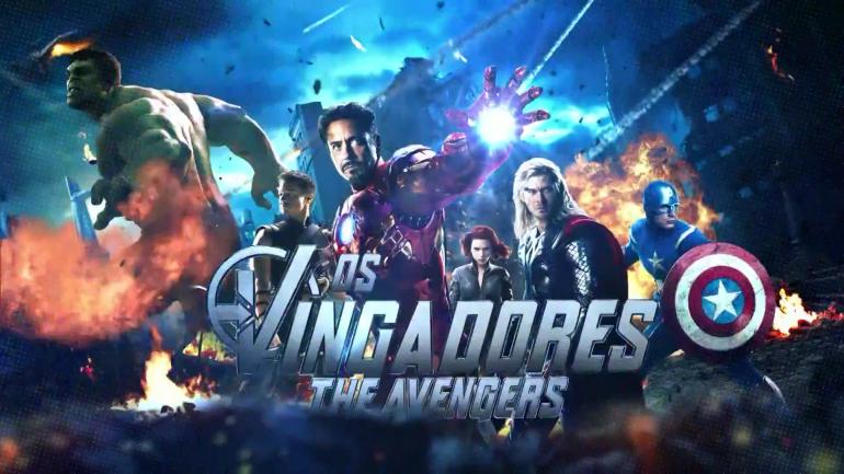 Filme Os Vingadores abre temporada 2015 do cinema da Globo (Foto: Reprodução/TV Globo)