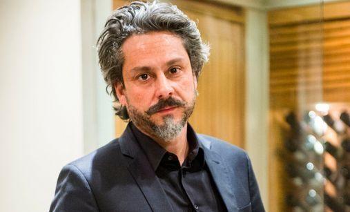 Alexandre Nero ainda com visual do protagonista de Império (Foto: João Miguel Jr./TV Globo)