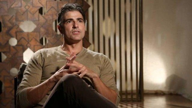 Reynaldo Gianecchini durante entrevista (Foto: Canal Viva)