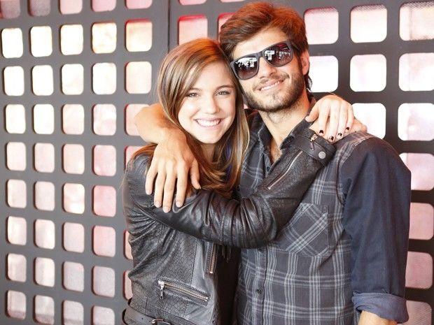 Alice Wegmann e Daniel Blanco voltam para Malhação (Foto: Ellen Soares/GShow)