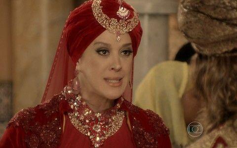 Samantha em Alto Astral (Foto: Reprodução/TV Globo)
