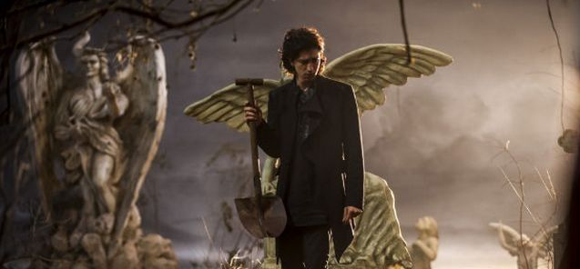O ator Johnny Massaro em cena da série (Foto: Renato Rocha Miranda/TV Globo)