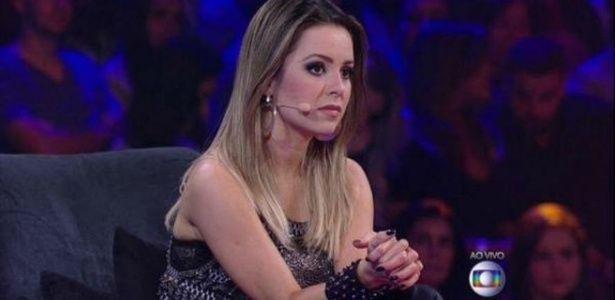 Sandy como jurada do SuperStar (Foto: Reprodução/TV Globo)
