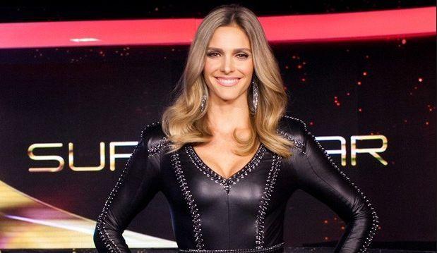 Fernanda Lima comenta criticas feitas a ela (Foto: Dafne Bastos/TV Globo)