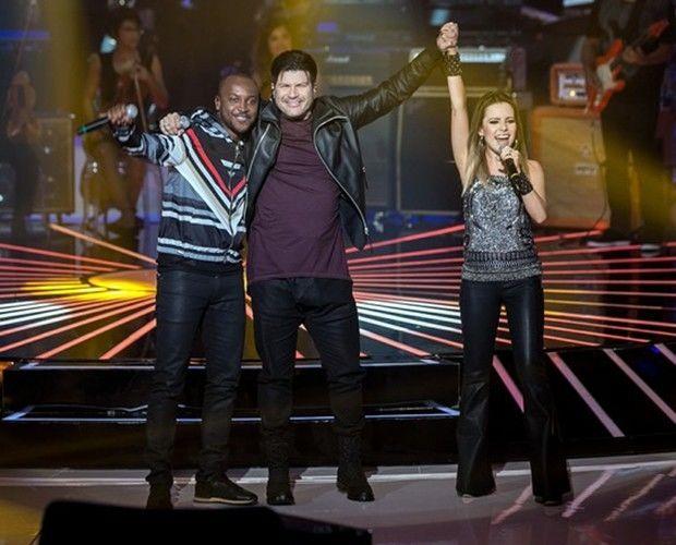 Os jurados. Foto: Reprodução/Globo