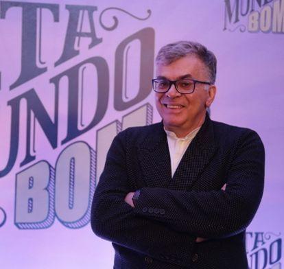 O autor Walcy Carrasco. Foto: Divulgação/Globo