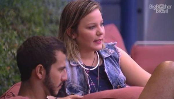 Foto: Reprodução/Globo/BBB