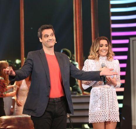 Bruno Garcia e Deborah Secco. Foto: Globo