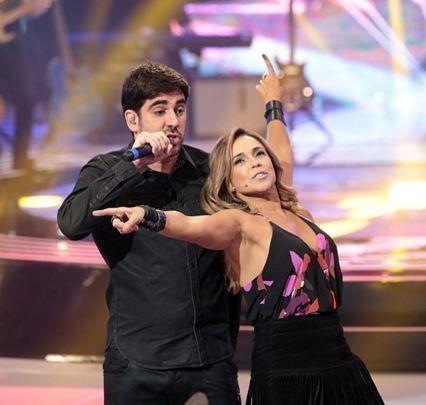 Marcelo Adnet e Fernanda Lima. Foto: Divulgação