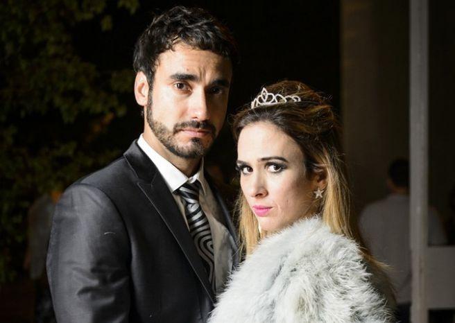 Fedora Abdala vai ficar apaixonada por Leozinho. Foto: Globo