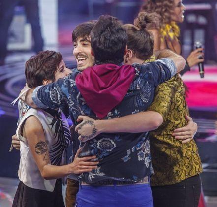 Os finalistas. Foto: Divulgação/Globo