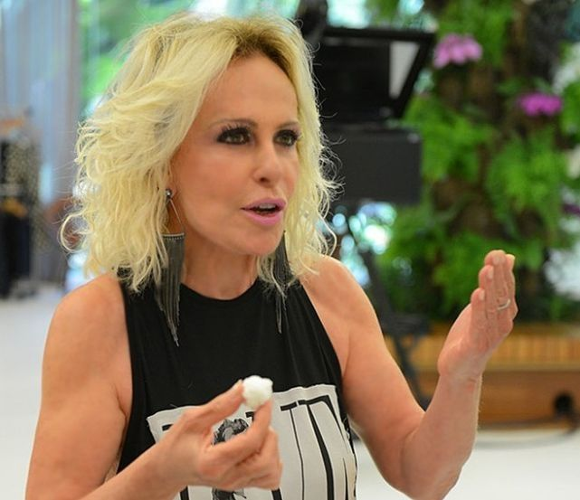 Ana Maria Braga apresenta o Mais Você. Foto: Globo