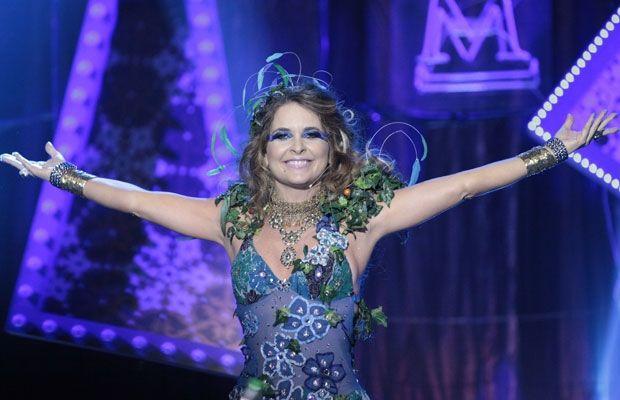 Claudia Abreu em cena de Cheias de Charme. Foto: Globo