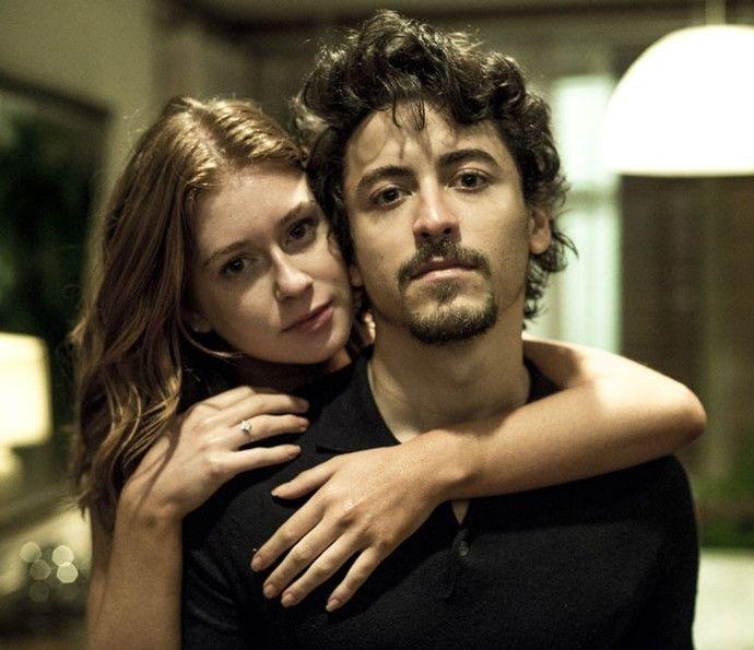Marina Ruy Barbosa e Jesuíta Barbosa vivem romance trágico em Justiça. Foto: Globo