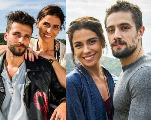 Giovanna Antonelli fará par com Gagliasso e Rafael Cardoso