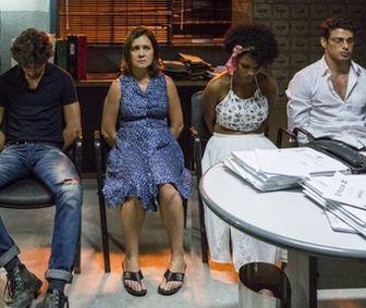 Os protagonistas. Foto: Divulgação