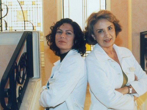 Patricia Pillar e Eva Wilma protagonizaram Mulher (1998)