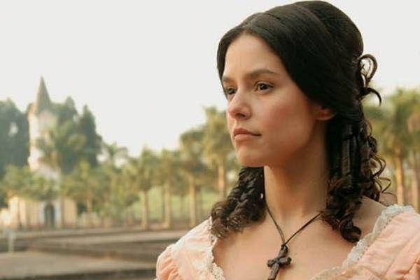 Bianca Rinaldi é a protagonista de A Escrava Isaura