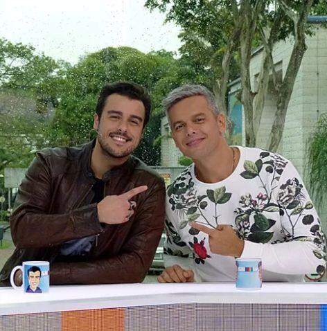 Joaquim Lopes e Otaviano Costa