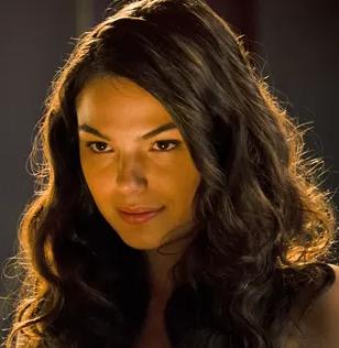 A atriz em O Canto da Sereia. Foto: Globo