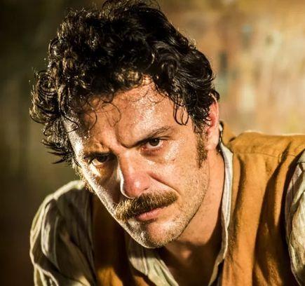 Rodrigo Lombardi em cena de Velho Chico. Foto: Globo