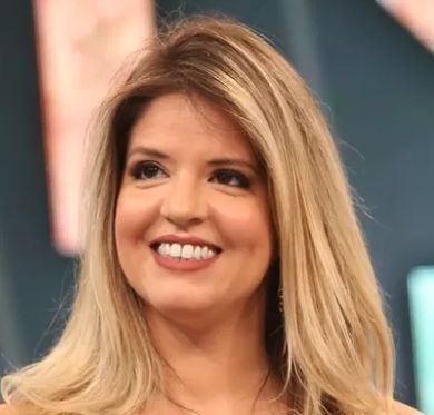 Mariana Santos. Foto: Globo