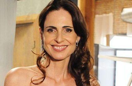 Silvia Pfeifer. Foto: Divulgação/Globo