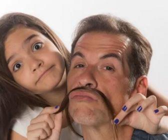 Mel Maia e Hassum. Foto: Divulgação/Globo