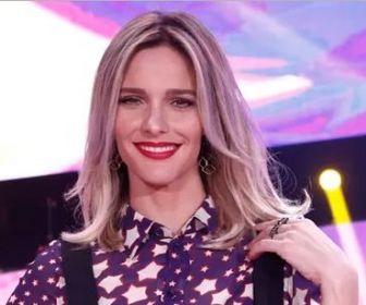 A apresentadora Fernanda Lima. Foto: Globo