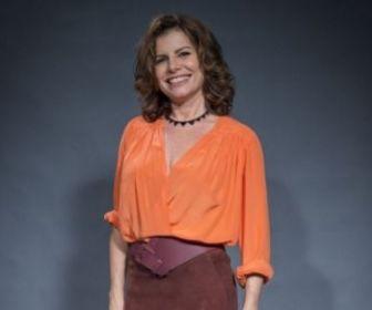 Debora Bloch. Foto: Globo