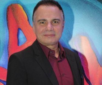 O autor Ricardo Linhares. Foto: Globo
