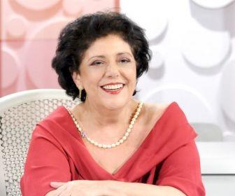 Leda Nagle. Foto: Divulgação/TV Brasil
