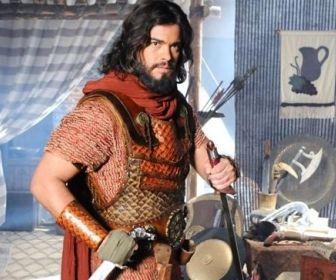 Josué (Sidney Sampaio) protagonista de A Terra Prometida/Record TV