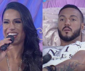 Gracyanne Barbosa e Belo. Foto: Divulgação