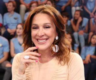 Claudia Raia. Foto: Globo