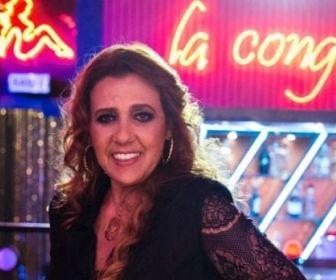 Rita Cadillac. Foto: Divulgação/TV Globo
