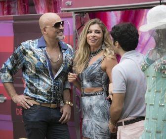 Grazi Massafera em cena de A Lei do Amor. Foto: Globo