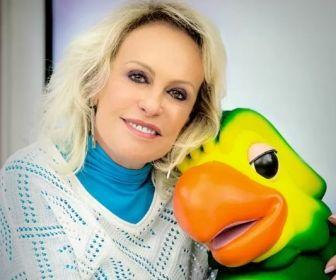 Ana Maria Braga e Louro José. Foto: Divulgação/Globo
