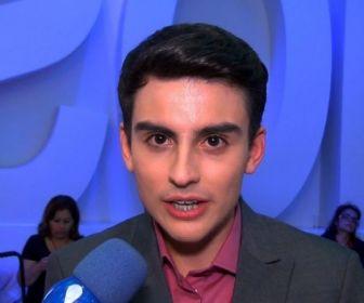Dudu Camargo. Foto: Reprodução/RedeTV/TV Fama