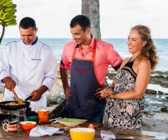 Angélica e Anderson Di Rizzi. Foto: Globo/Edmar Melo