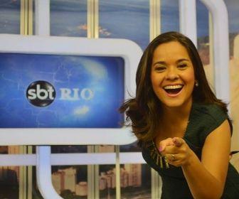 Isabele Benito. Foto: Divulgação/SBT Rio