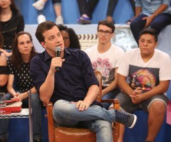 Rafael Cortez. Foto: Divulgação/Globo