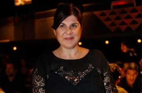 A autora Maria Helena Nascimento. Foto: Divulgação/Globo