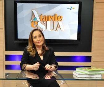 Sonia Abrão. Foto: Divulgação/RedeTV!