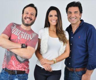Os apresentadores do Melhor Pra Você (RedeTV!)